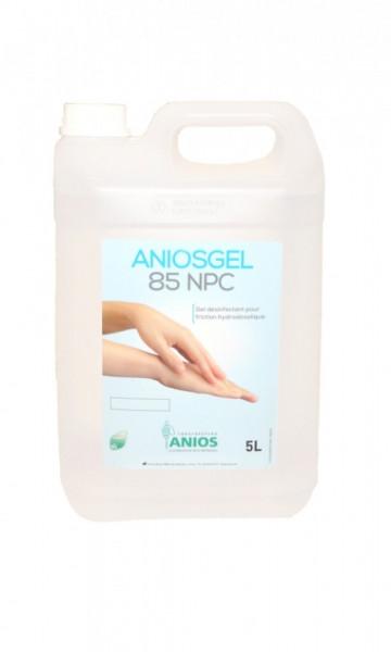 Aniosgel 85 NPC - gel antiseptic hidroalcoolic 5L
