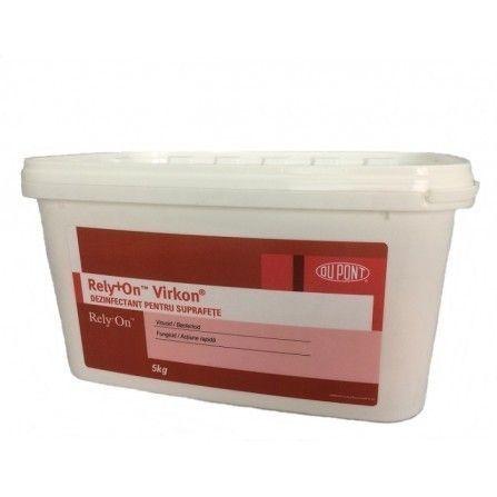 Dezinfectant concentrat - Rely+On Virkon 5 kg - eficient coronavirus 1 minut