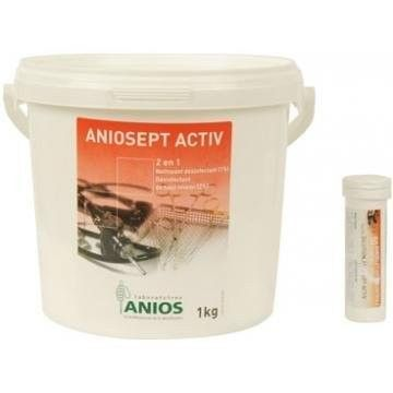 Aniosept Activ - Sterilizant la rece 1Kg
