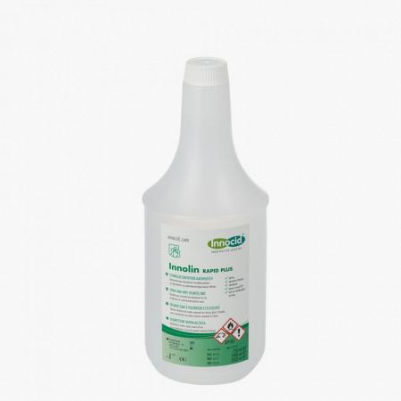 Dezinfectant spray Innolin Rapid Plus (similar Innocid Spray RSD-i 70 1L) - 1 Litru