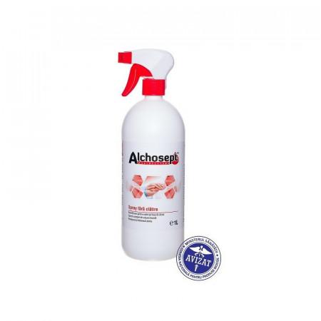 Alchosept 1 L Dezinfectant de maini si tegumente pe baza de alcool