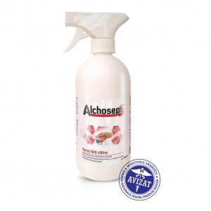 Alchosept 500ML - Dezinfectant de maini si tegumente pe baza de alcool