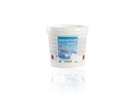 Anios Oxy'Floor - dezinfectant detergent de nivel inalt
