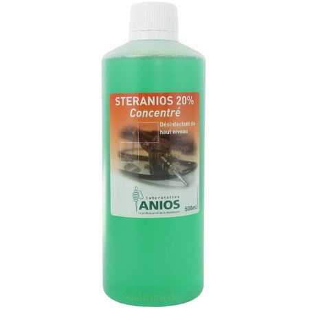 Steranios 20% - Sterilizant la rece 500 ml