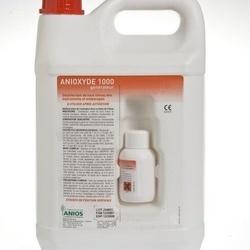 Anioxyde 1000 sterilizant la rece in 5 minute