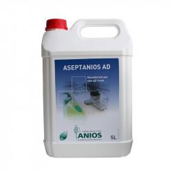 ASEPTANIOS AD - Dezinfectant pentru aeromicroflora, suprafete si dispozitive medicale pe cale aeriana 5L
