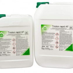 Dezinfectant detergent concentrat Trioton Rapid AF - Bidon 5L