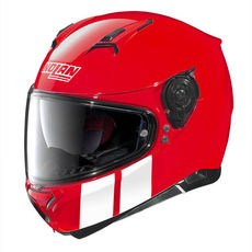 NOLAN FULL-FACE - N87 MARTZ N-COM - CORSA RED 025