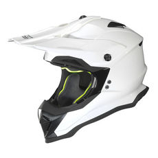 NOLAN OFF-ROAD - N53 SMART - PURE WHITE 015