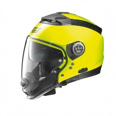 NOLAN CROSSOVER - N44 EVO HI-VISIBILITY N-COM - FLUO YELLOW 012