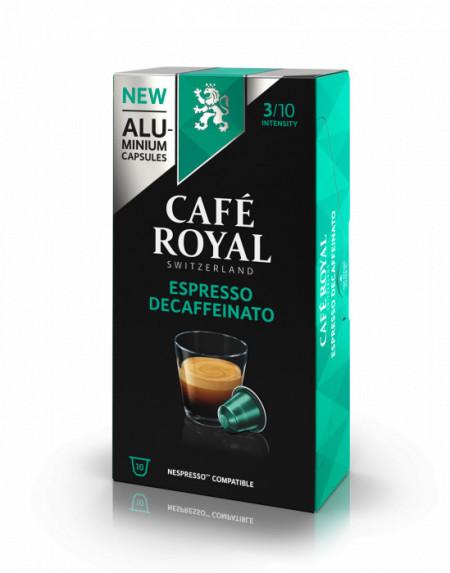 Café Royal Espresso Decaffeinato