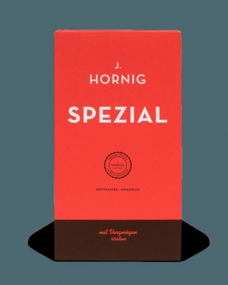 J. Hornig Spezial мляно