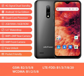 Ulefone Note 8P Smartphone