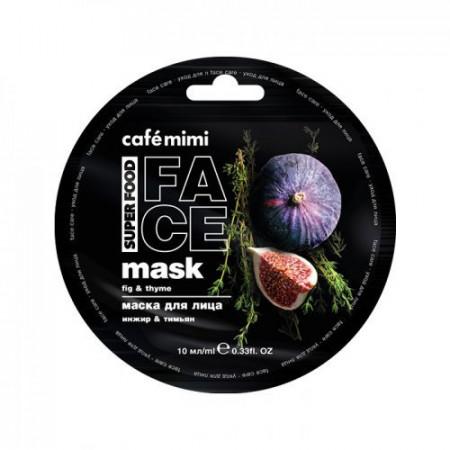 CAFE MIMI maska za lice smokva i majčina dušica 10ml