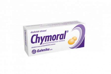 CHYMORAL tablete 30x