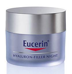Eucerin Hyaluron-Filler krema s hijaluronskom kiselinom za noćnu negu 50ml