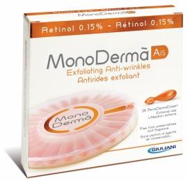 Slika MonoDerma vitamin A15 0,5ml 28 kapsula