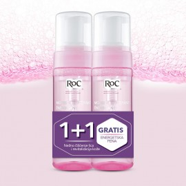 RoC Energetska PENA za pranje lica 150ml 1+1 GRATIS