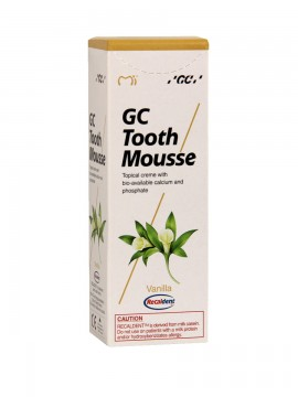 Slika GC TOOTH MOUSSE pasta ukus VANILLA 35ml
