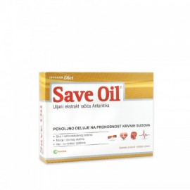 Slika SAVE OIL 500mg 30 kapsula