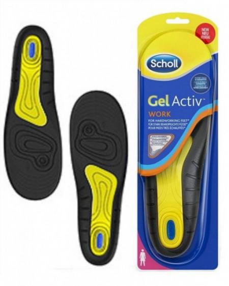 SCHOLL Gel Active ulošci za posao veličina 35-40