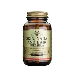 Slika Solgar Skin, Nails and Hair Formula 60tbl