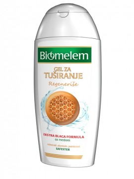 Slika BIOMELEM gel za tusiranje REGENERIŠE 222ml