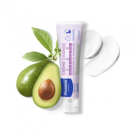 MUSTELA Zaštitna vitaminska krema za bebe 50ml