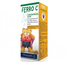 PHARMALIFE FERRO C sirup 200ml