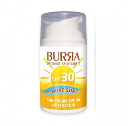 BURRA krema za sunčanje SPF30+ 50ml