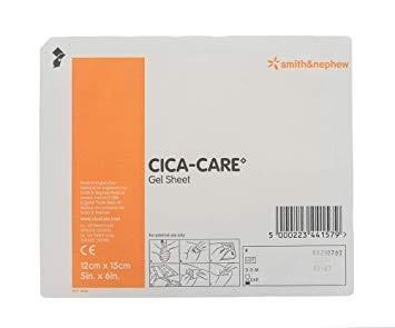 CICA-CARE silikonska gel pločica 12x15cm 1 komad