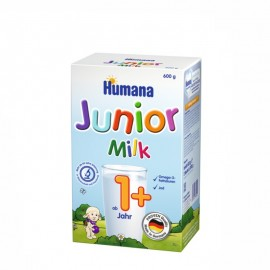 HUMANA JUNIOR mleko 600g