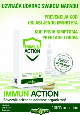 Slika IMMUNACTION 30 kapsula