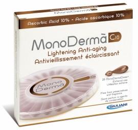 MonoDerma vitamin C10 0,5ml 28 kapsula