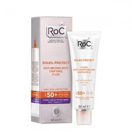 Slika RoC Soleil – Protect Fluid protiv tamnih fleka i za zaštitu od sunca SPF50+ 50ml