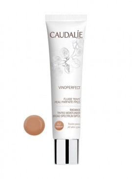 Slika CAUDALIE VINOPERFECT TONIRANA KREMA MEDIUM (TAMNA) 40ml