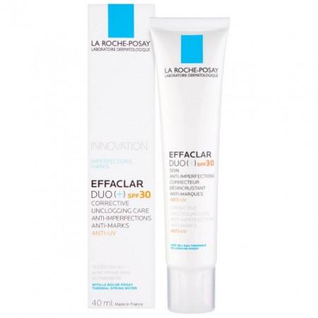 LA ROCHE POSAY EFFACLAR DUO+ SPF30 krema za lice 40ml