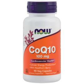 NOW Co-Q10 100 mg 90 kapsula