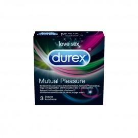 DUREX prezervativ MUTUAL PLEASURE 3 komada