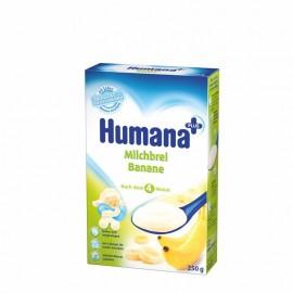 HUMANA kašica mlečna BANANA 250g
