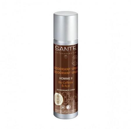 Sante Homme Dezodorans Bio Kofein 100ml