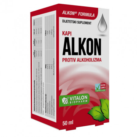 VITALON ALKON kapi 50ml
