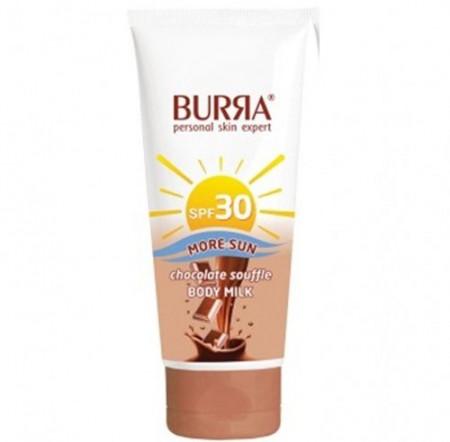 BURRA mleko za sunčanje SPF30+ 200ml