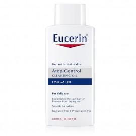 Eucerin AtopiControl ulje za pranje sa 20% omega lipidima 400ml