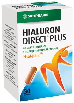 Slika HIALURON DIRECT PLUS kapsule 30x