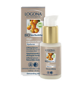 Slika LOGONA Age Protection SERUM za lice bio VUCJI TRN 30ml