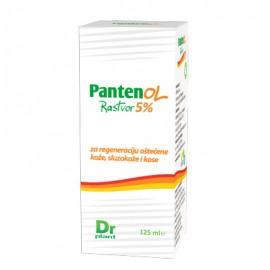 Slika PANTENOL rastvor 5% 125ml