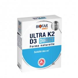 Slika BIOFAR ULTRA K2-D3 direkt 14 kesica