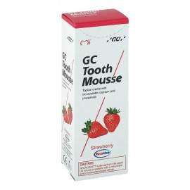 GC TOOTH MOUSSE pasta ukus JAGODA 35ml