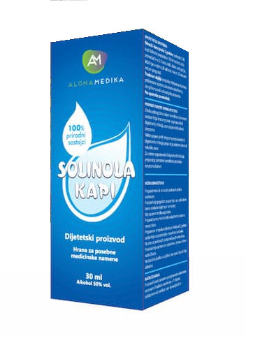 SOLINOLA kapi 30ml
